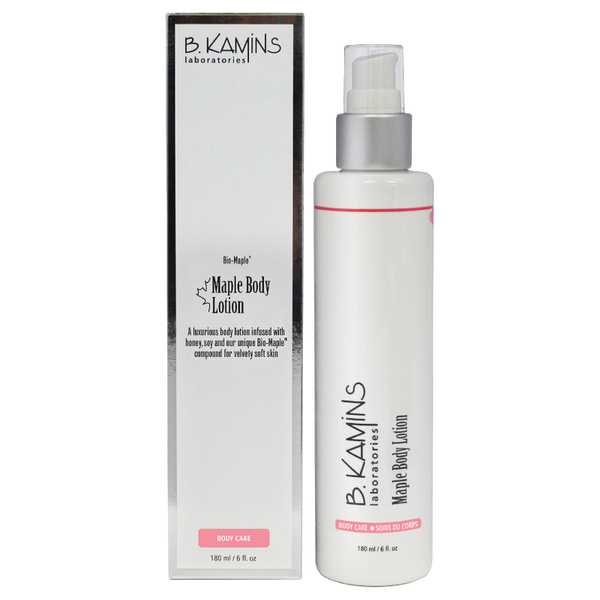 B. Kamins Maple Body Lotion 180ml