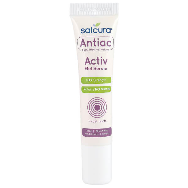 Salcura Antiac Activ Gel Serum (15ml)