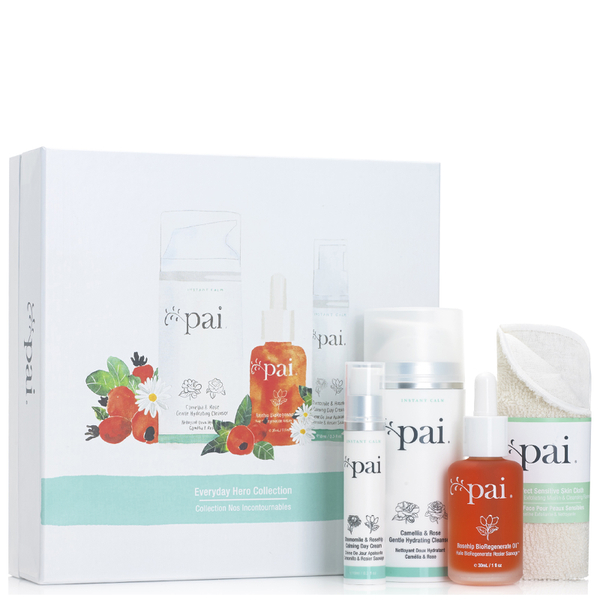 Pai Everyday Hero Collection (worth £60)