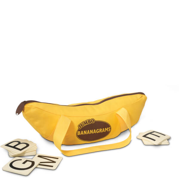 Bananagrams Jumbo Edition