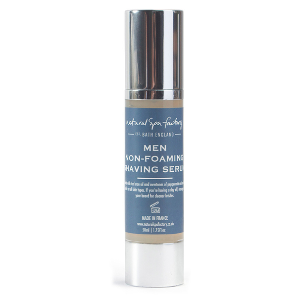 Natural Spa Factory Men's Shaving Serum