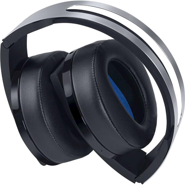 sony playstation 4 platinum wireless headset games. Black Bedroom Furniture Sets. Home Design Ideas