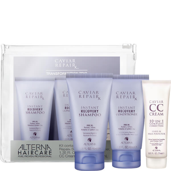 Alterna Caviar Repair 3 Piece Try Me Kit (Worth £19.50)