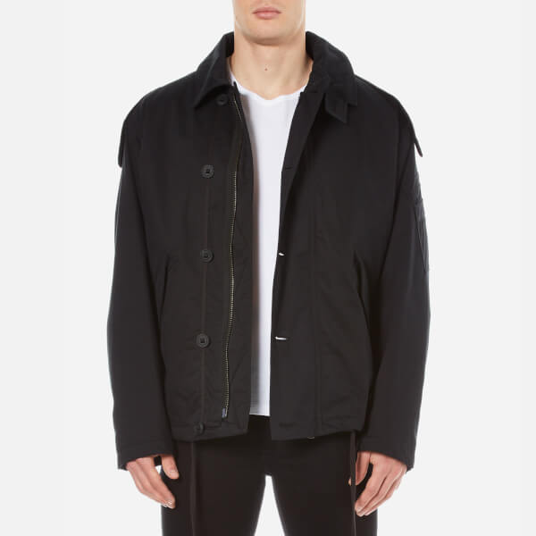 Helmut Lang Men's Flight Jacket - Black - Free UK Delivery over £50