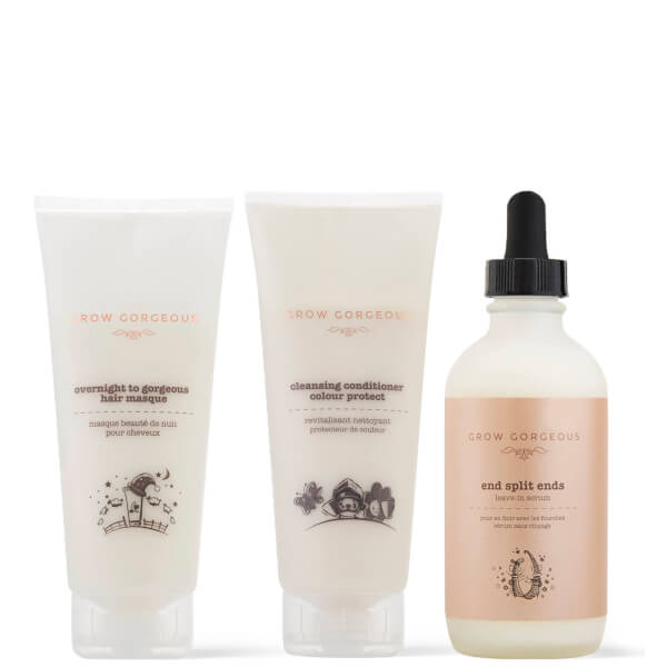 Grow Gorgeous Color Protection Trio (Worth $68)