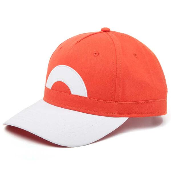Pokémon Ash Ketchum Snapback Cap