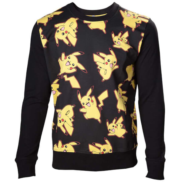 Pokémon Pikachu All Over Jumper