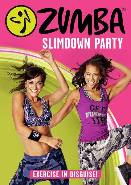 Zumba Slimdown Party 2-Disc Limited Edition DVD | Zavvi