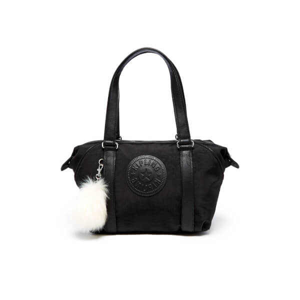 Kipling Women's Art S Tote Bag - Black Padded