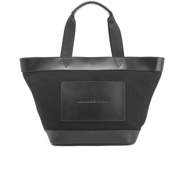 Alexander Wang Women's AW Canvas Tote Bag - Black