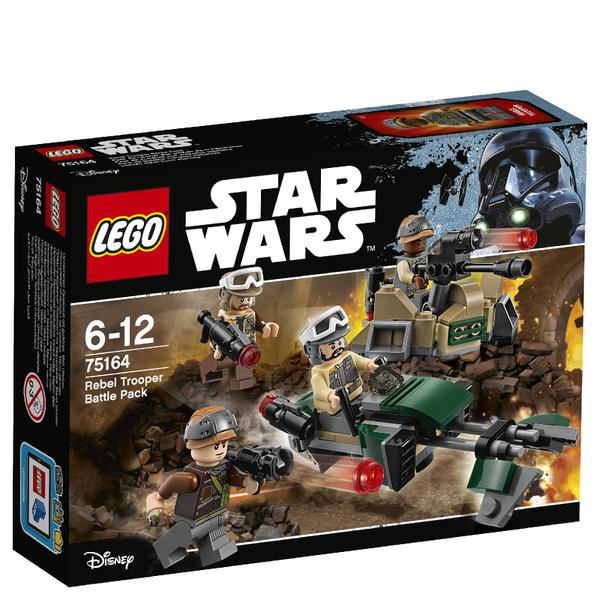 LEGO Star Wars: Pack de combat des soldats de la Résistance (75164)