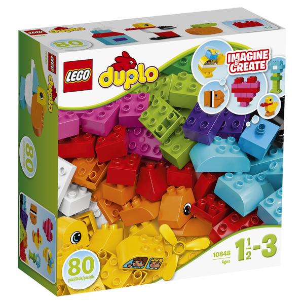 LEGO DUPLO: Mes premières briques (10848)