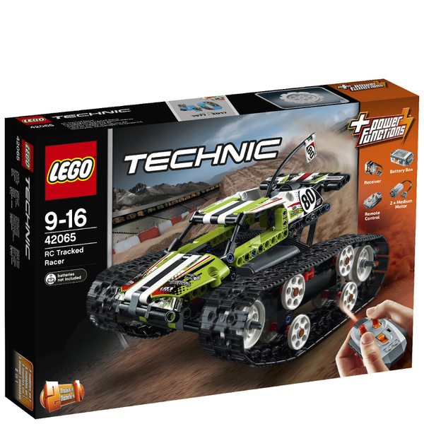 LEGO Technic: RC Tracked Racer (42065)