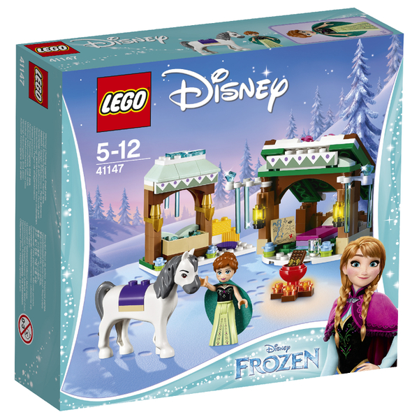 LEGO Disney Princess: Anna's Snow Adventure