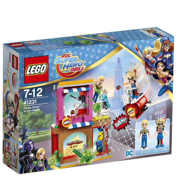 LEGO DC Superhero Girls: Harley Quinn to the Rescue (41231)