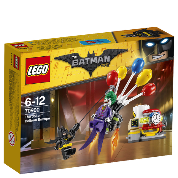 LEGO Batman Movie: L'évasion en ballon du Joker™ (70900)