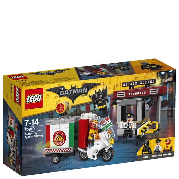 LEGO Batman: Scarecrow Special Delivery (70910)