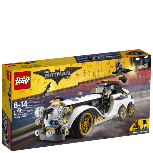 LEGO Batman: The Penguin Arctic Roller (70911)