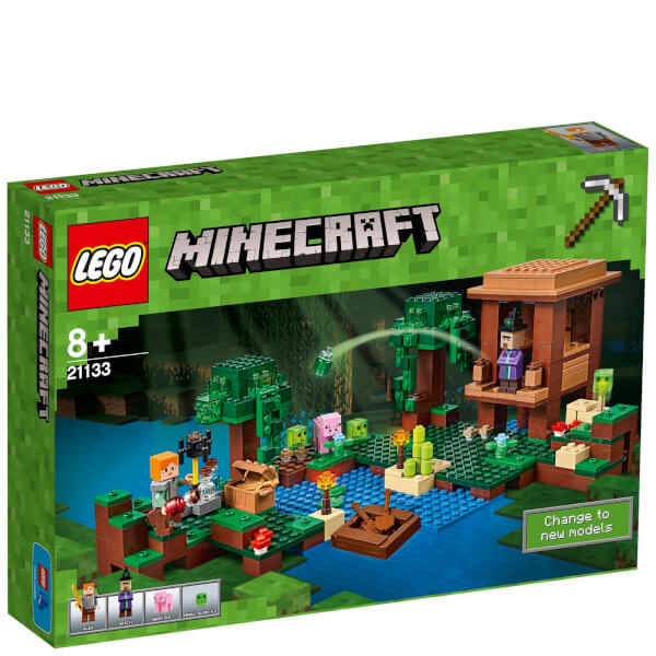 LEGO Minecraft: The Witch Hut (21133)