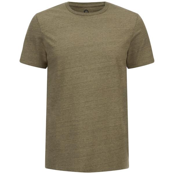 T-Shirt Homme Core Table Jack & Jones - Kaki