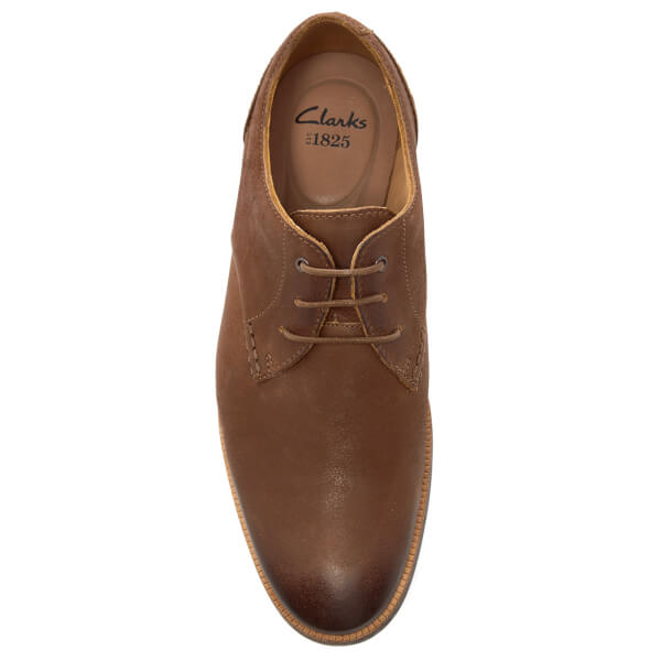 Shopping Online Real Mens Broyd Walk Derby Clarks Excellent QzCCv