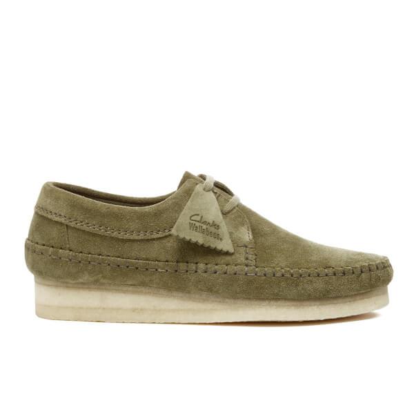 Clarks Men's Weaver Shoes - Suede - UK 7 VGOwoAD3