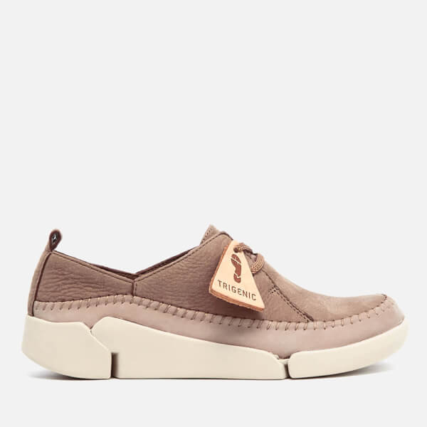 Best Authentic Clarks Women's Tri Spark Leather Trainers - Multi - UK 3 4hSinz9l9
