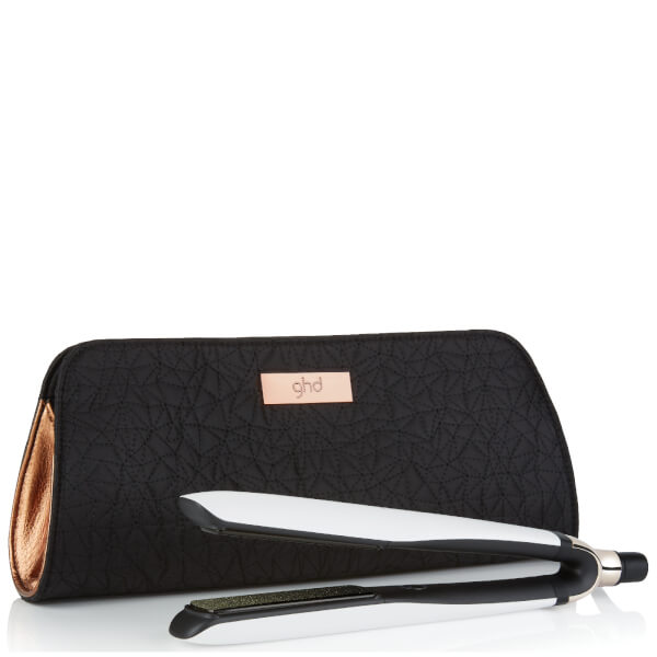 ghd Copper Luxe White Platinum Gift Set