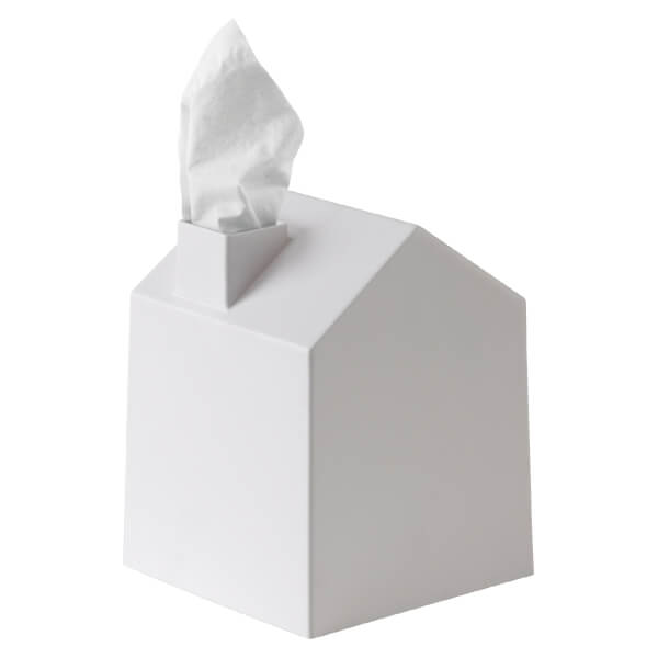 Umbra Casa Tissue Box Cover - White