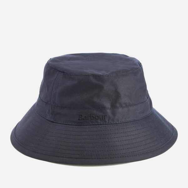 Barbour Men s Wax Sports Hat - Navy  Image 1 158854cf5c42