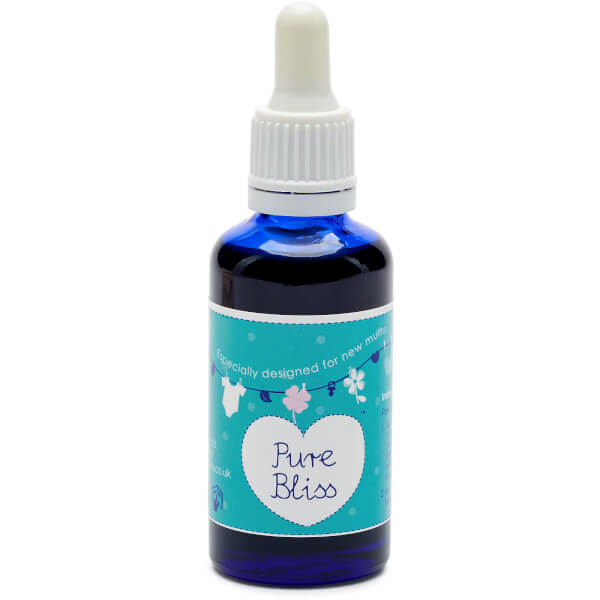 Natural Birthing Company Pure Bliss Soothing Postnatal Compress Solution 50ml