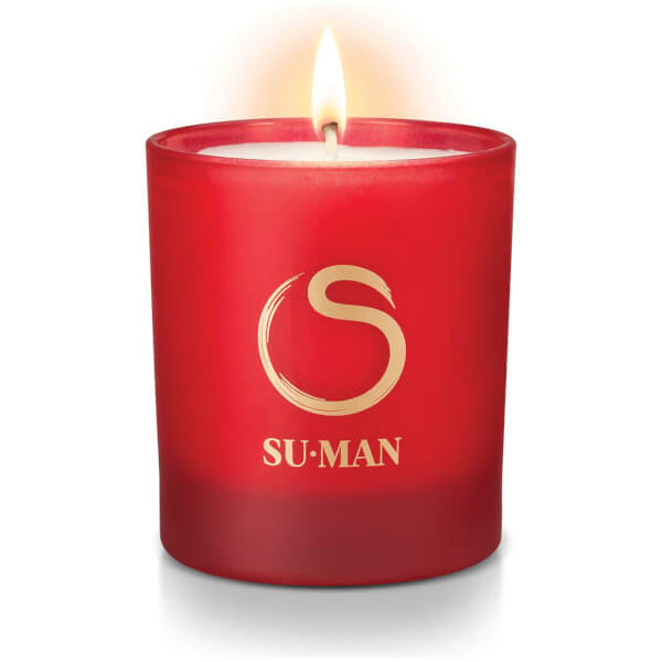 Su-Man Queen of the Night Scented Candle (Soy Wax) - 225g