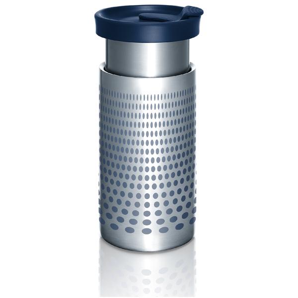 bobble Presse Coffee Cup - Silver