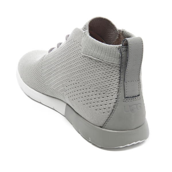 UGG FREAMON HYPERWEAVE - High-top trainers - seal skQ9R