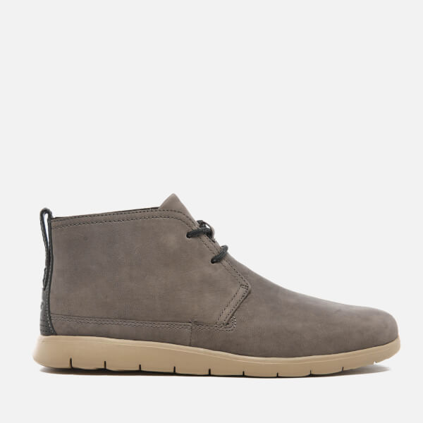 UGG Men's Freamon Capra Treadlite Leather Chukka Boots - Mole