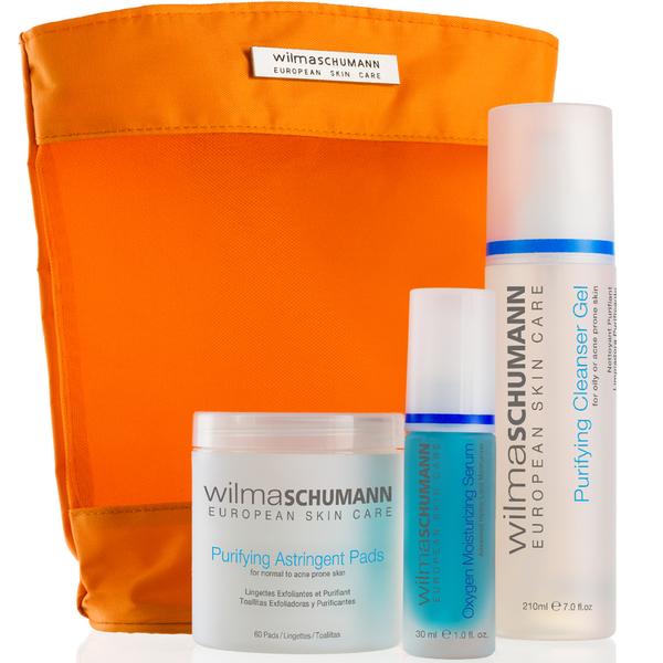 Wilma Schumann Oily/Acne Skin Basic Regimen (Worth £109)