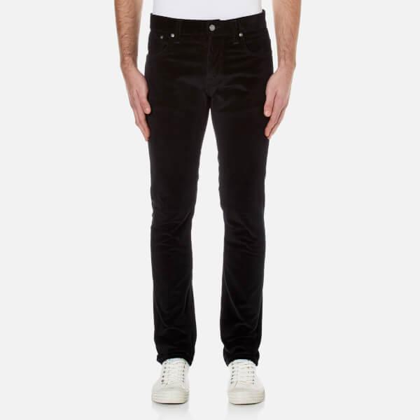 Jeans Mens Grim Tim Slim Jeans Nudie Jeans NMNSLC