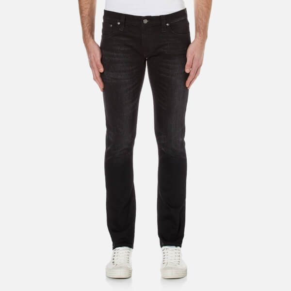 Nudie Jeans Men's Lean Dean Slim Jeans - Silver Lake