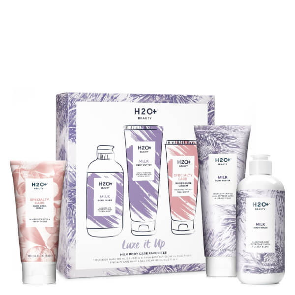 H2O+ Beauty Luxe It Up Bodycare Favorites Gift Set