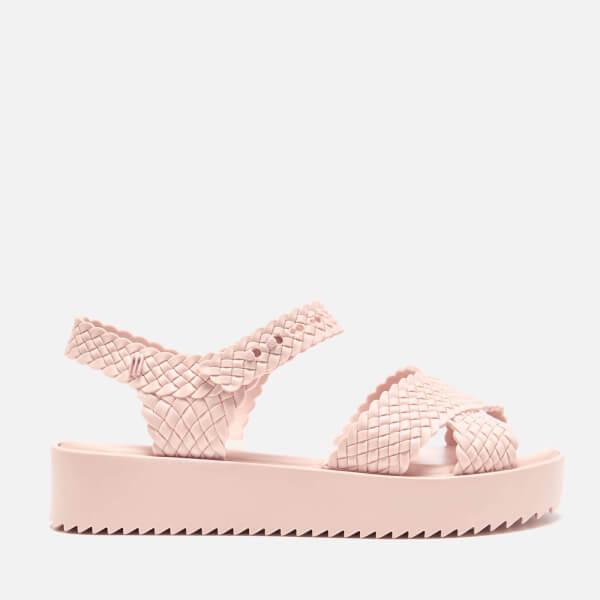4b03980867 Melissa Women's Salinas Hotness Flatform Sandals - Blush | FREE UK Delivery  | Allsole