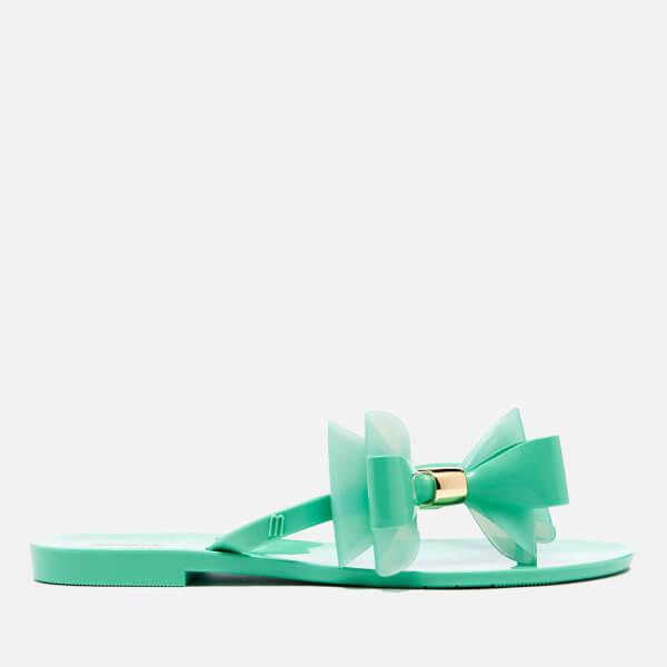 Melissa Women's Harmonic Cute Flip Flops - Mint