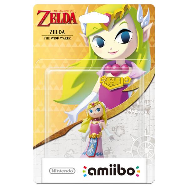 Zelda (The Wind Waker) amiibo (The Legend of Zelda Collection)