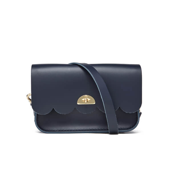 The Cambridge Satchel Company Women's Small Cloud Bag - Midnight