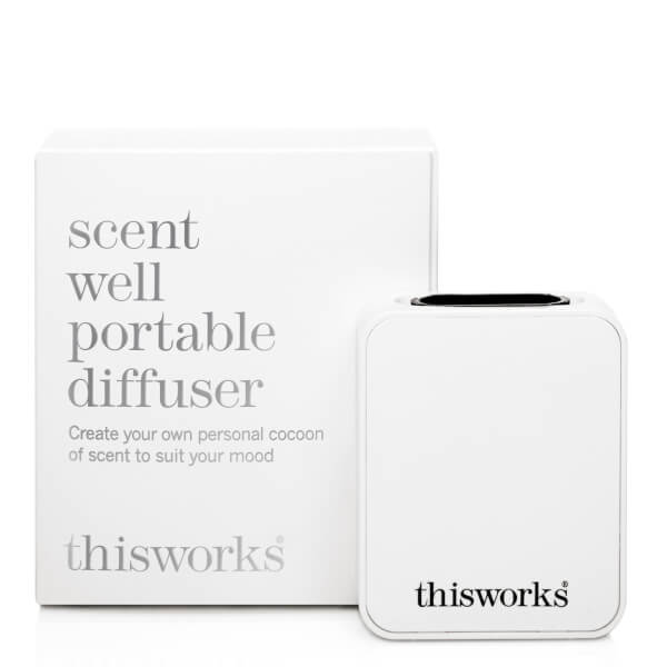 this works Scent Well Portable Diffuser