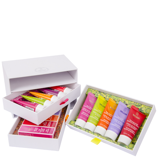 Weleda Three Drawer Gift Set (Worth £30.95)