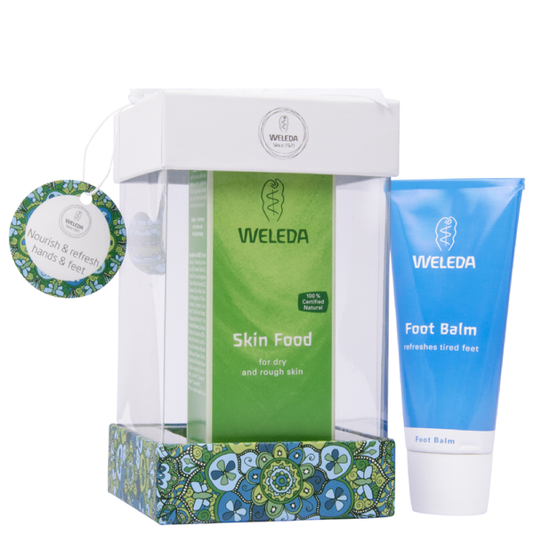 Weleda Skin Food and Foot Balm Gift Box (Worth £14.95)