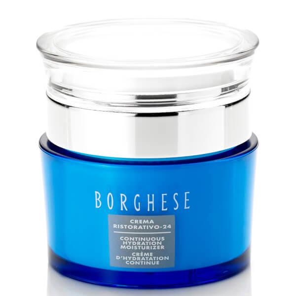 Borghese Crema Ristorativo-24 Continuous Hydration Moisturizer (30ml)