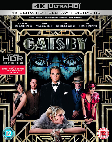 The Great Gatsby - 4K Ultra HD