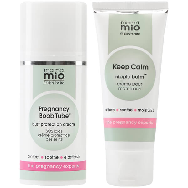 Mama Mio Breastfeeding Duo (Worth £41.50)