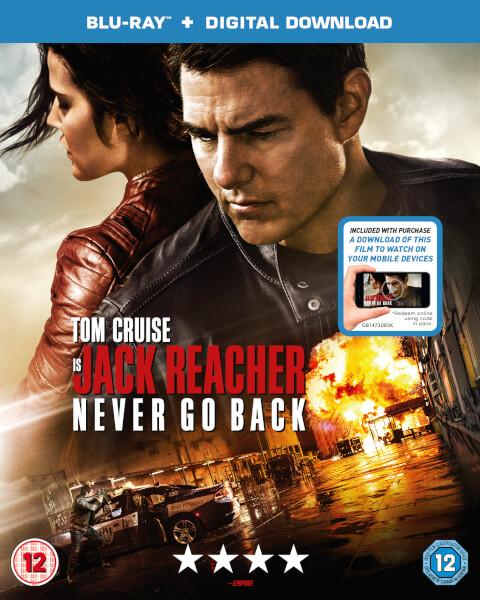Jack Reacher: Never Go Back (Includes Digital Download)